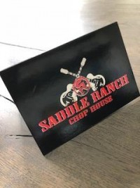 Saddle Ranch Chop House Gift Card