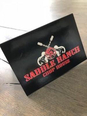 Saddle Ranch Chop House Gift Card