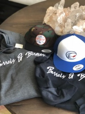 Barrels & Birdies Golf & Surf Apparel